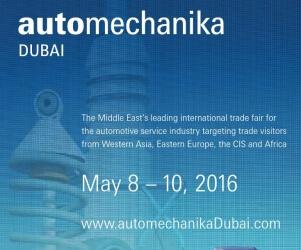 Automechanika, Dubai