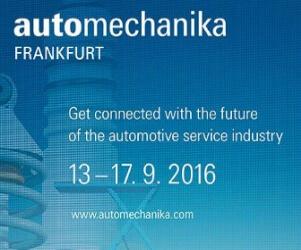 Automechanika, Fraunfurt, Germany
