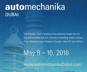 Automechanika, Dubai