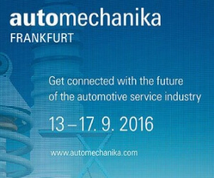 Automechanika, Fraunfurt, Germany