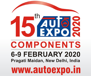 Auto Expo 2020 Components